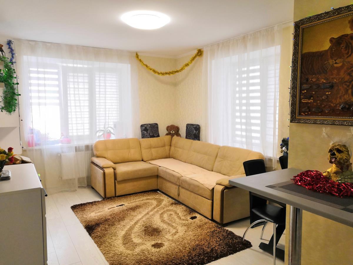 Продажа двухкомнатная квартира с мебелью возле Центрального парка ЖК Суворов Ирпень. Агентство недвижимости