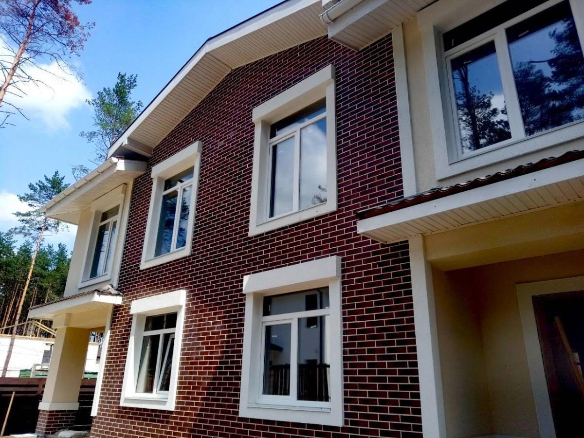 Продажа дом дуплекс в лесной части Гостомеля. Агентство недвижимости