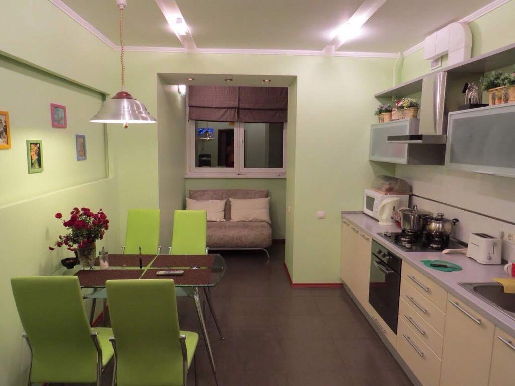 Продажа 2 двухкомнатная квартира с дизайнерским ремонтом мебелью и техникой бульвар Богдана Хмельницкого Буча. Агентство недвижимости