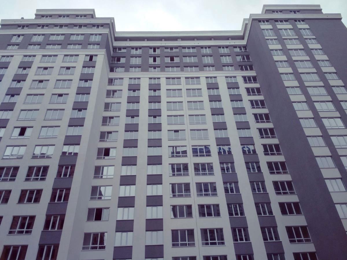 Продажа евродвушка с двумя вариантами перепланировки ЖК SKY 2 улица Университетская Ирпень. Агентство недвижимости