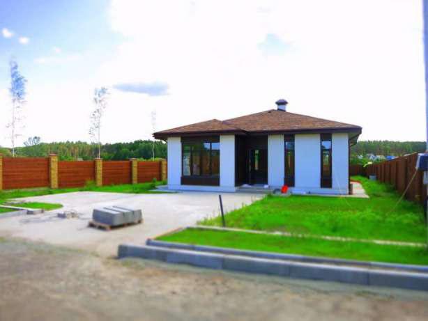 Продажа готового дома в коттеджном городке Михайловка-Рубежовка. Агентство недвижимости