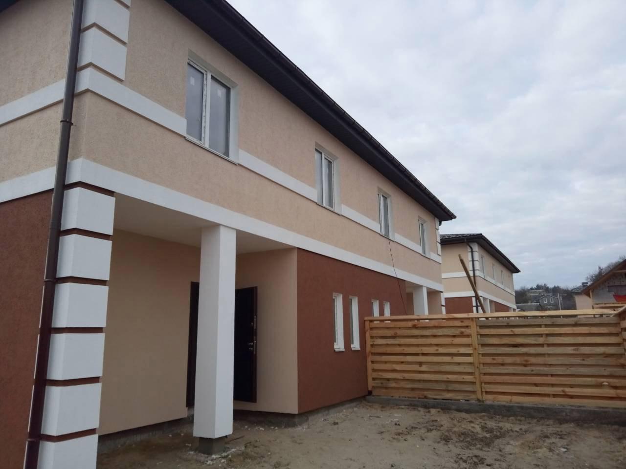Продажа готовый дом дуплекс в селе Стоянка. Агентство недвижимости