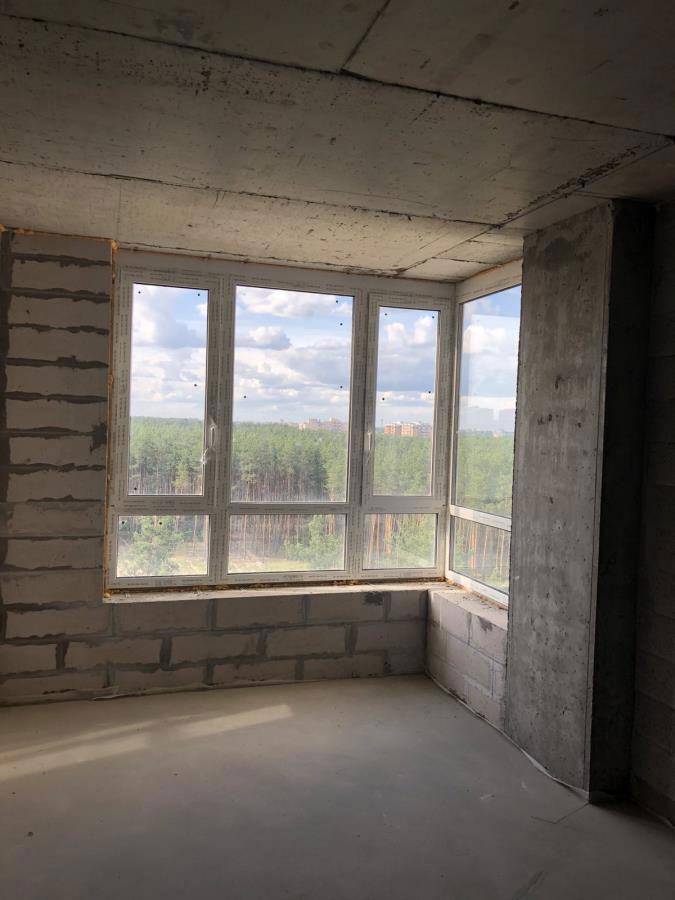 Продажа новая 3 трехкомнатная квартира с кухней-гостиной улица Университетская Ирпень. Агентство недвижимости