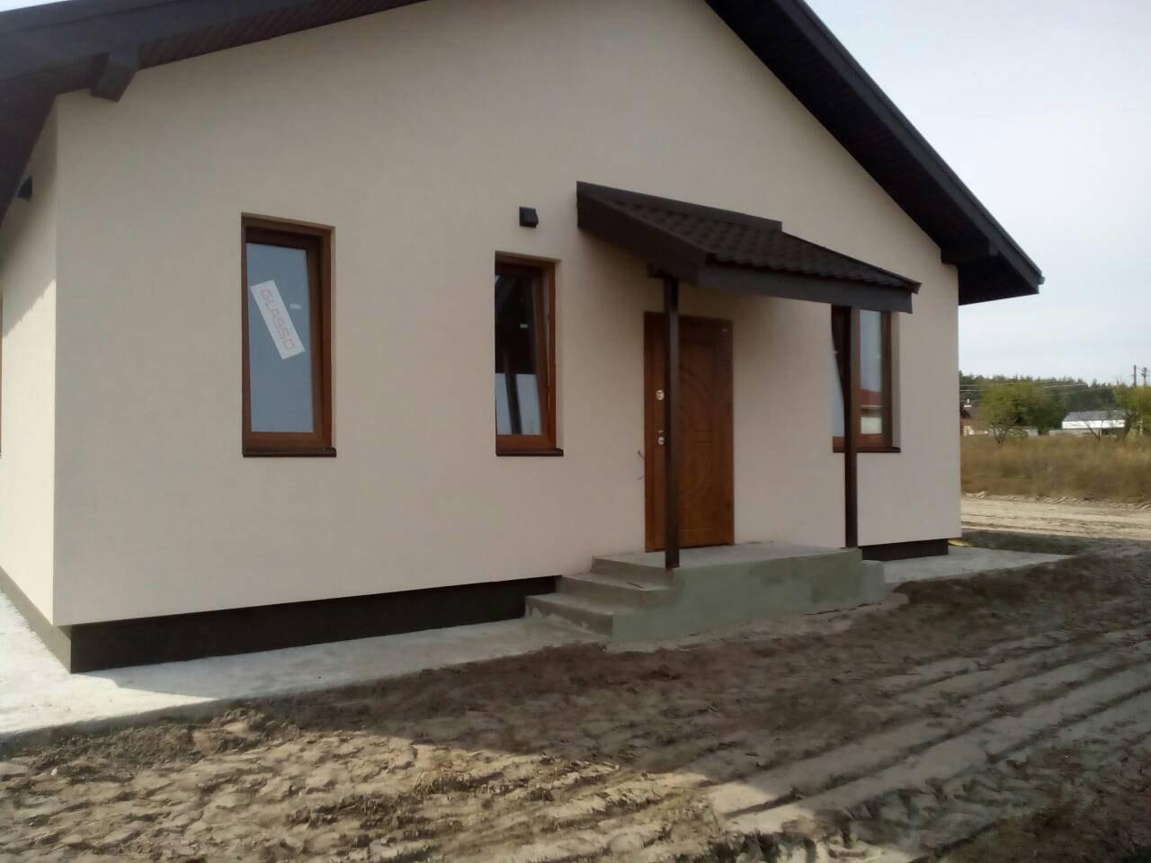 Продажа новый дом в селе Лютеже. Агентство недвижимости