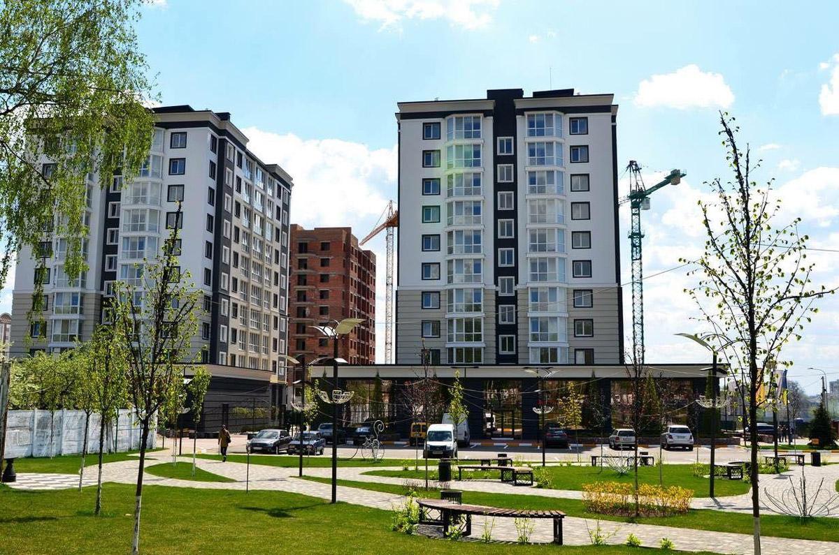 Продажа видовая шестикомнатная квартира в ЖК Continent Буча. Агентство недвижимости