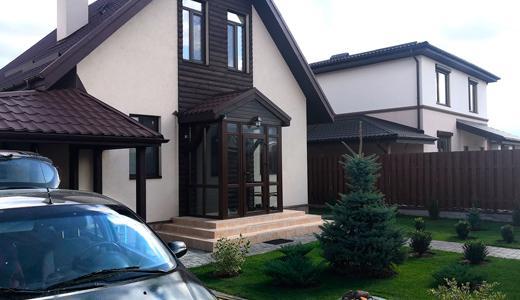 Продажа частных домов Ирпень. Купить дом с участком в Ирпене, дома в коттеджном городке под Киевом