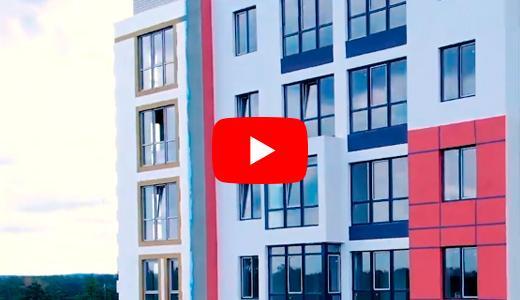 Видео обзор ЖК Green Life в Ирпене. Жилой комплекс Грин Лайф