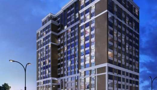 Продажа большая 1 однокомнатная квартира в ЖК SKY 2 улица Университетская Ирпень. Агентство недвижимости