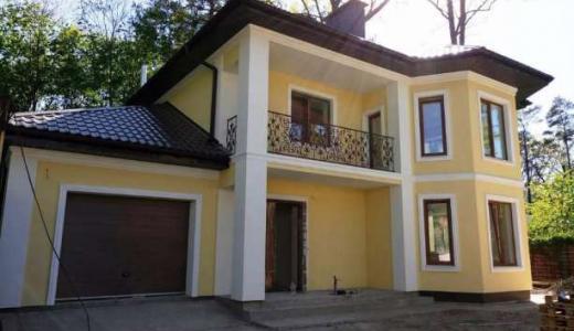 Продажа шикарный двухэтажный дом с гаражом в Ворзеле. Агентство недвижимости