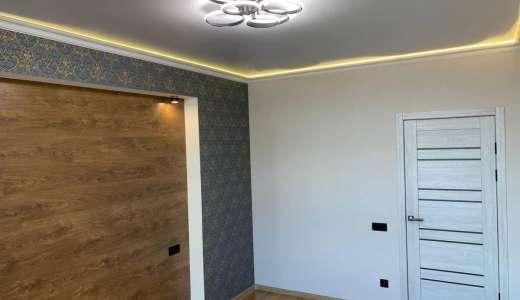 Продажа большая 1 однокомнатная квартира с качественным светлым ремонтом Ирпень. Агентство недвижимости