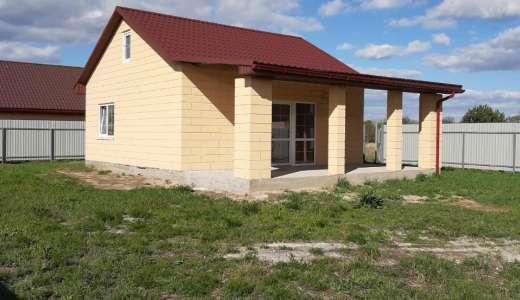 Продажа одноэтажный дом улица Озерная в селе Осыково. Агентство недвижимости