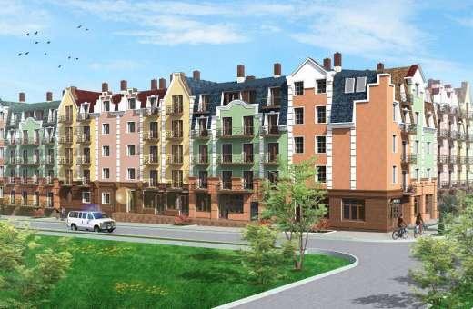 Купить квартиру в ЖК Аврора Буча Новостройки. Продажа недвижимости агентство Дом Всем