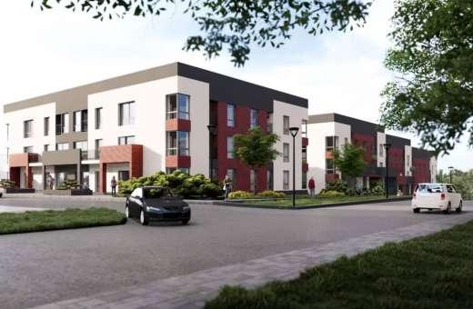 Купить квартиру в ЖК Cherry House 2 Гостомель Новостройки. Продажа недвижимости агентство Дом Всем