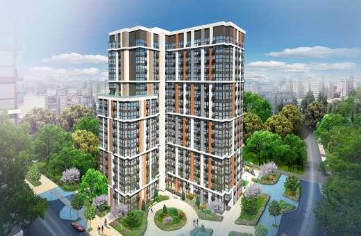 Купить квартиру в ЖК Французский квартал 2 Киев. Продажа недвижимости агентство Дом Всем