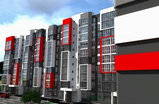 Купить квартиру в ЖК Гостомель Сити Гостомель Новостройки. Продажа недвижимости агентство Дом Всем