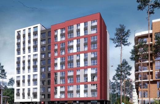 Купить квартиру в ЖК Контраст 2 Ирпень Новостройки. Продажа недвижимости агентство Дом Всем