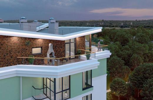 Купить квартиру в ЖК На Прорезной 2 Гостомель. Продажа недвижимости агентство Дом Всем