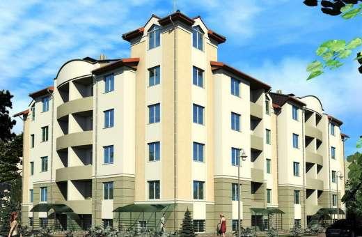 Купить квартиру в ЖК на улице Кленовая Ворзель. Продажа недвижимости агентство Дом Всем