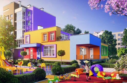 Купить квартиру в ЖК Новая Буча город Буча Новостройки. Продажа недвижимости агентство Дом Всем