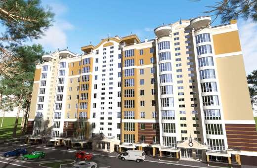Купить квартиру в ЖК Паркова Оселя Буча Новостройки. Продажа недвижимости агентство Дом Всем