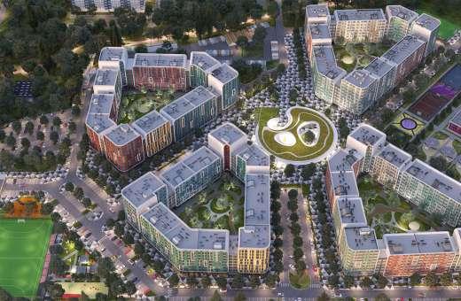 Купить квартиру в ЖК Respublika (Республика) Киев. Продажа недвижимости агентство Дом Всем