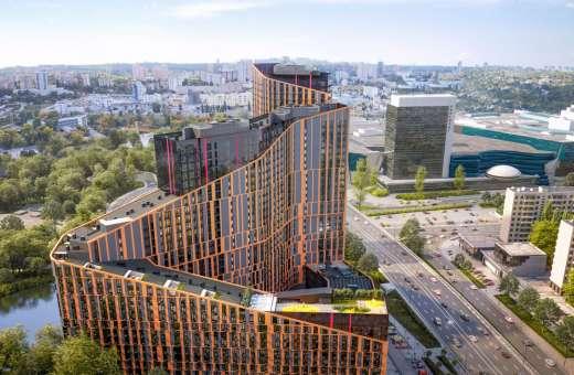 Купить квартиру в ЖК SALUT! Киев. Продажа недвижимости агентство Дом Всем