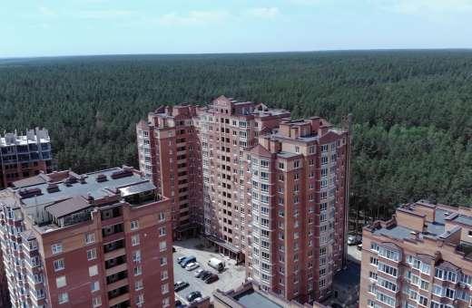 Купить квартиру в ЖК Суворов Ирпень Новостройки. Продажа недвижимости агентство Дом Всем