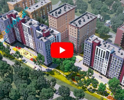 Видео презентация обзор ЖК Новые метры Парк в Ирпене