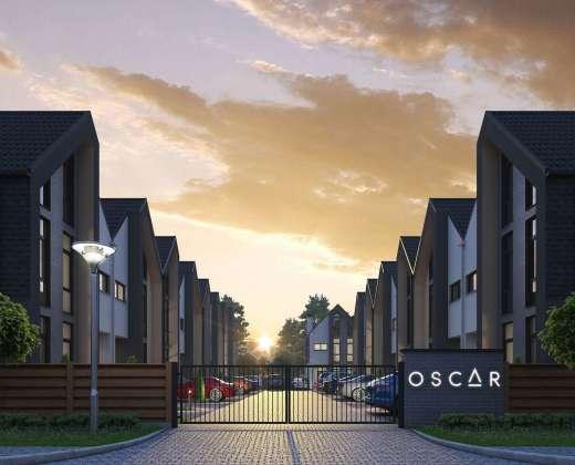 Коттеджный городок Oscar под Киевом. Ирпень