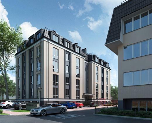 Купить квартиру в клубном доме STORY HOUSE на улице Украинская Ирпень. Продажа недвижимости агентство Дом Всем