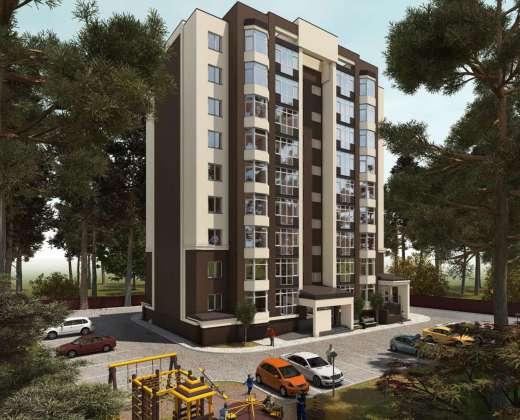Купить квартиру в ЖК Green Life 2 Ирпень. Продажа недвижимости агентство Дом Всем