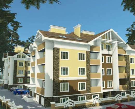 Купить квартиру в ЖК Квартал на Киевской Ирпень. Продажа недвижимости агентство Дом Всем
