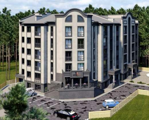 Купить квартиру в ЖК Renome Ирпень Новостройки. Продажа недвижимости агентство Дом Всем