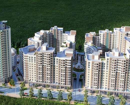 Купить квартиру в ЖК Французский квартал Киев. Продажа недвижимости агентство Дом Всем