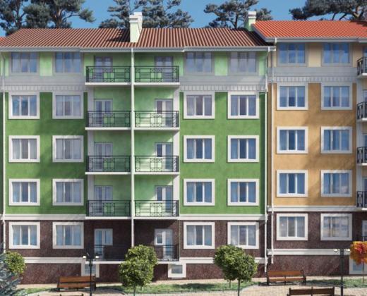 Купить квартиру в ЖК Green Yard Ирпень Новостройки. Продажа недвижимости агентство Дом Всем