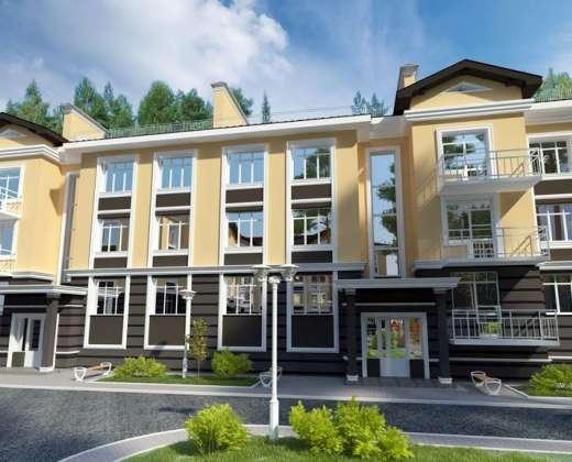 Купить квартиру в ЖК Лесная Буча Новостройки. Продажа недвижимости агентство Дом Всем