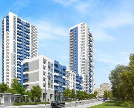 Купить квартиру в ЖК Воздухофлотский квартал Киев. Продажа недвижимости агентство Дом Всем