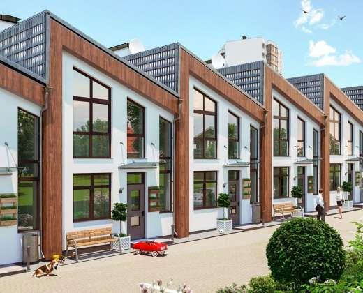 Купить Таунхаус Apple Estate Ирпень. Продажа домов в таунхаусах