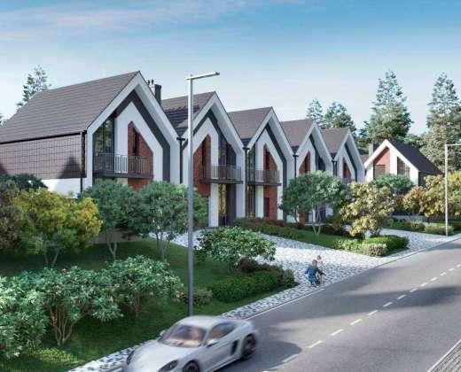 Купить Таунхаусы Garden Residence Ирпень. Продажа домов в таунхаусах