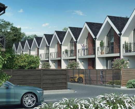 Купить Таунхаус Scandi House 2 Гостомель. Продажа домов в таунхаусах