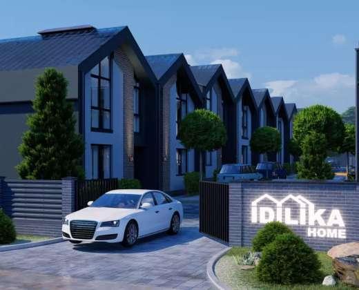 Купить Таунхаус Idilika Home Буча. Продажа домов в таунхаусах