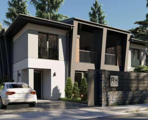 Купить Таунхаус Rest Home Ирпень. Продажа домов в таунхаусах