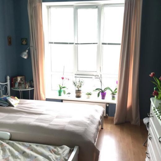 Продажа большая 1 однокомнатная квартира с ремонтом мебелью и техникой улица Мечникова Ирпень. Агентство недвижимости