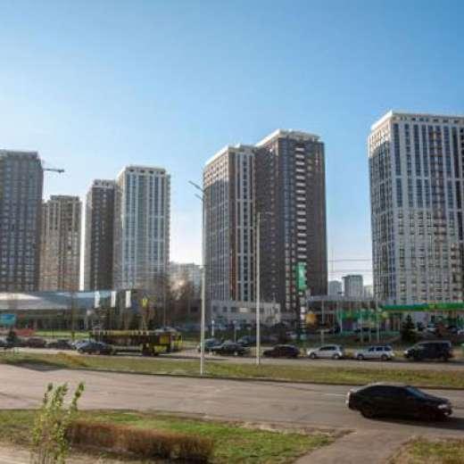 Продажа двухуровневая видовая квартира на Днепровской набережной в ЖК Seven Киев. Агентство недвижимости