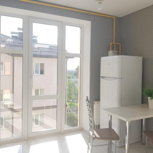 Продажа двухъярусная четырехкомнатная квартира с ремонтом в Ирпене. Агентство недвижимости