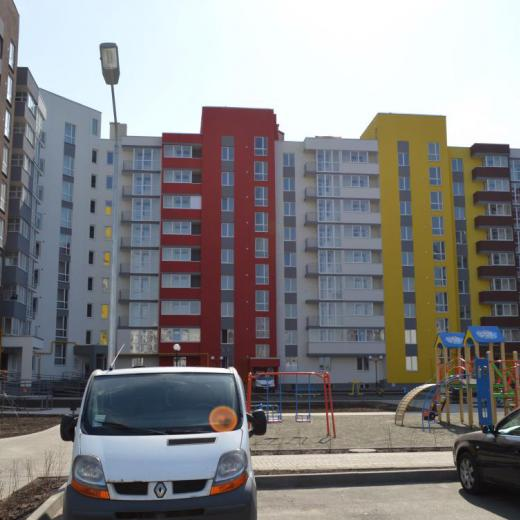 Продажа готовая однокомнатная квартира в ЖК Новая Буча в городе Буча. Агентство недвижимости
