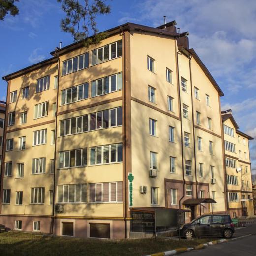 Продажа новая 1 однокомнатная квартира в новом доме улица Высокая Ирпень. Агентство недвижимости