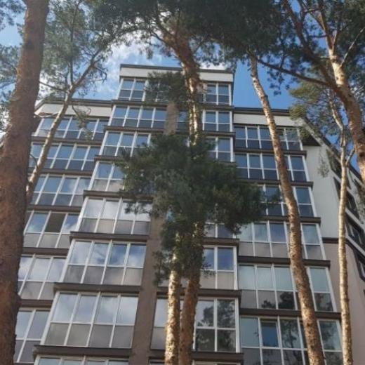 Продажа новая 3 трехкомнатная квартира с шикарным видом из окон ЖК Парковый улица Натана Рыбака Ирпень. Агентство недвижимости