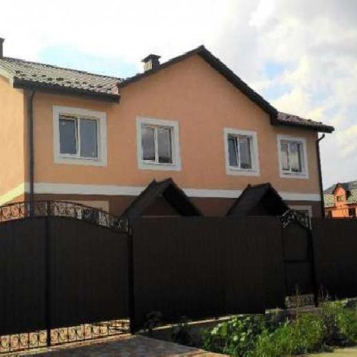 Продажа новый дом дуплекс в центральной части Бучи. Агентство недвижимости