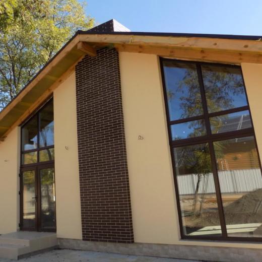 Продажа одноэтажный большой загородный дом в поселке Гореничи. Агентство недвижимости